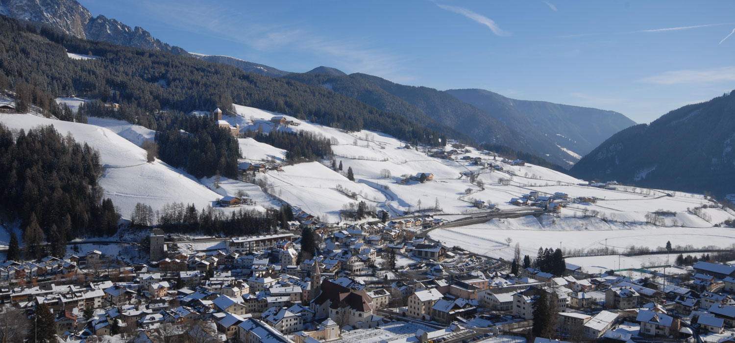 Winter im Sarntal